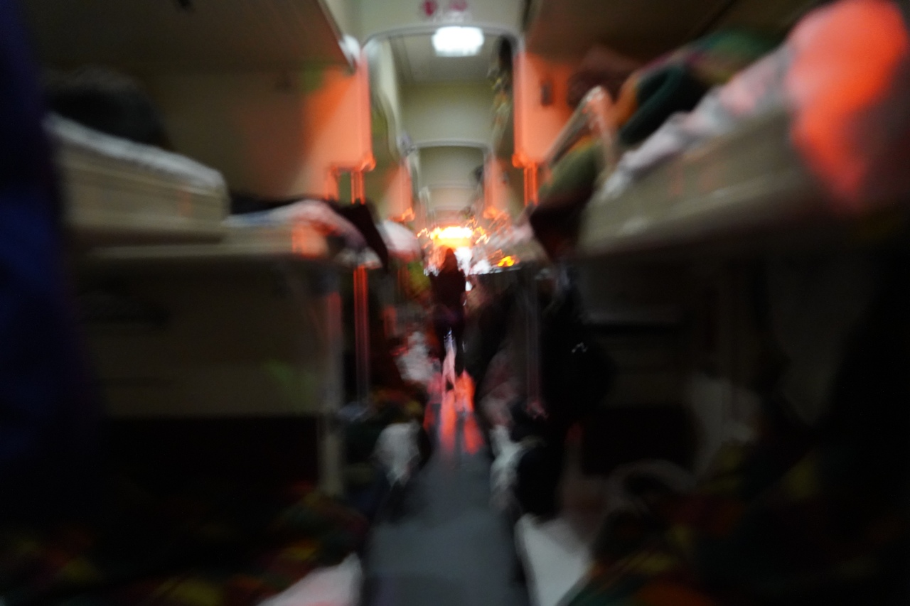 couchettes de nuit