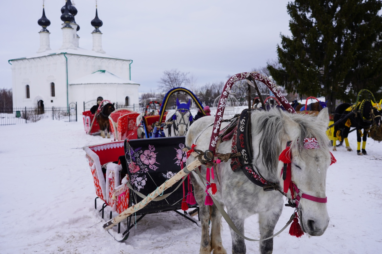 attraction populaire suzdal