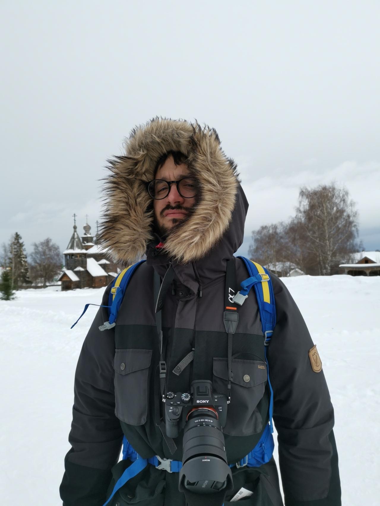 circonspection glaciale suzdal