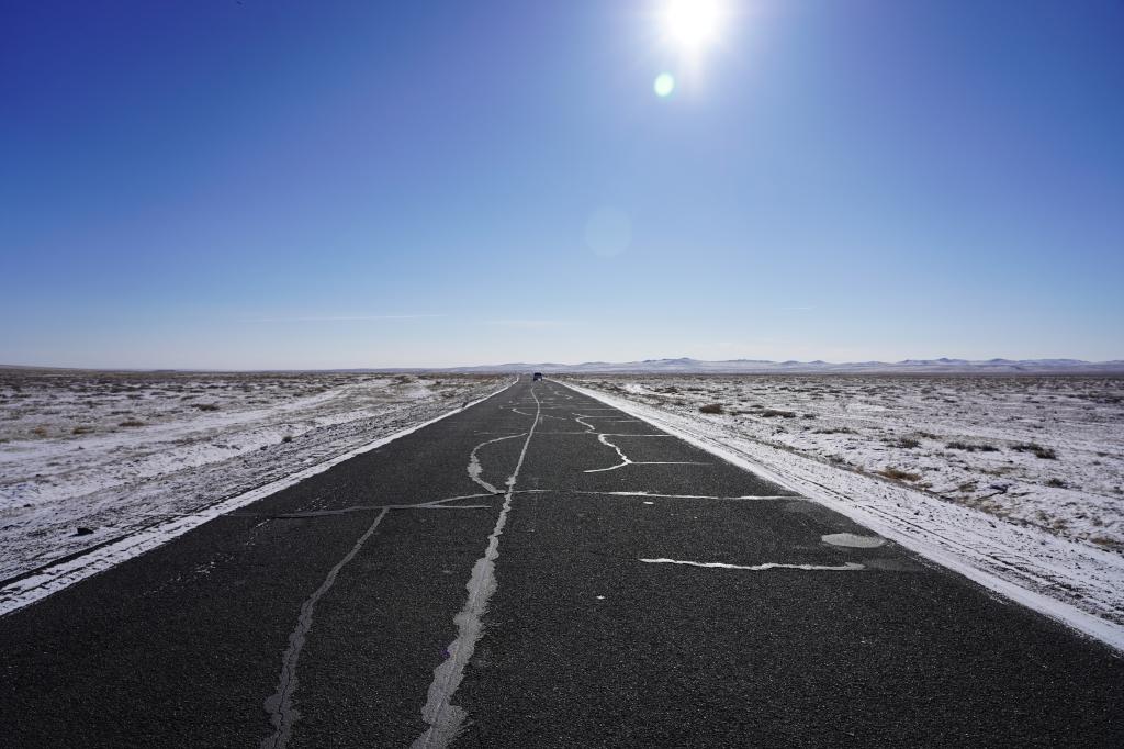 mongolie gobi route en dure